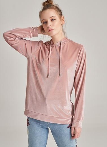 Kapüşonlu Sweatshirt-People By Fabrika